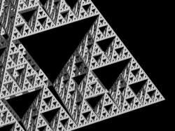 3D Escape-Time IFS - Hart's Method