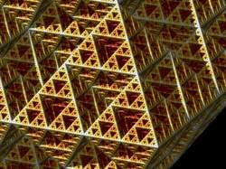 Sierpinski Octahedron (test render)