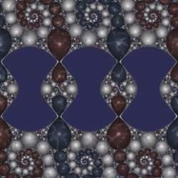 Kleinian Marble Inlay I