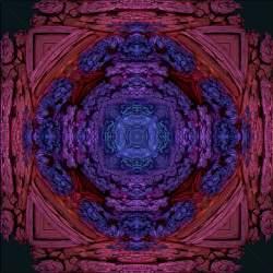 6-way attractor closeup