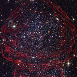 We are made of star stuff...