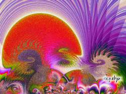Serie paisajes -Amanecer-