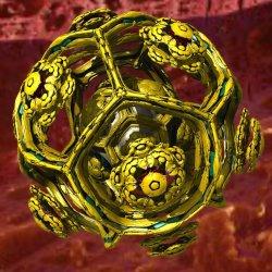 When radiolarians make spaceships