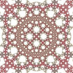 Hyperbolic Rep Tile 07