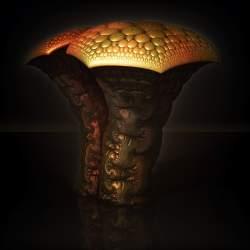 Aquatic Nocturne Mushroom