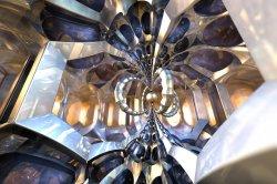 Nuclear fusion test lab