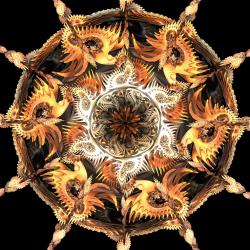 Razor Mandala