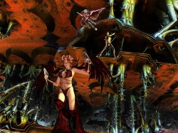 Pagan Caves : do not tresspass !