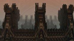 The Mordor Castle