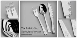 Advertisement: The Infinity Set