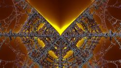 Cubic Menger-Structures