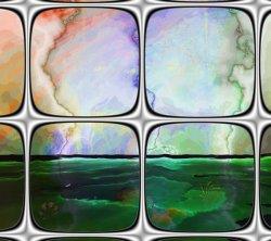 Beyond The Window: Alien Seas, Alien Skies