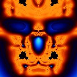 Fractomorph Mask