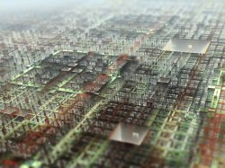 Menger's Maze