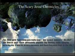 The Scary Jesse Chronicles