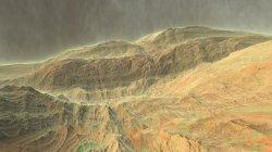 Martian Sandstorm