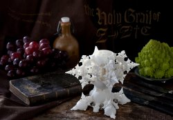 The HOLY GRAIL of 3D FRACTALS