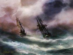 Open Sea - Dangerous Drift