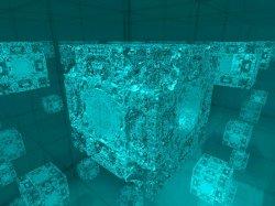 Atlantis underwater