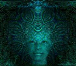Ascensionem (Axolotl Goddess)