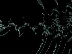 Trochoidal vortex shedding
