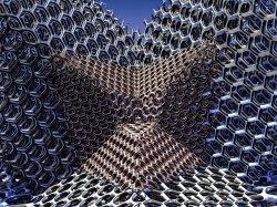 Ein Netz voller Ketten