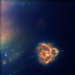 Mr. Crabs nebula