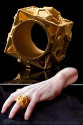 Cosmographicum Fractalium - The 3D printed Ring