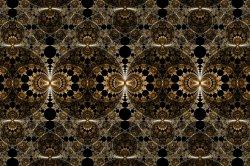 Bronze Tapestry