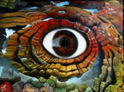 THe Eye of the Artist;(No particular Day or TIme)