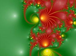 Swirly Greetings