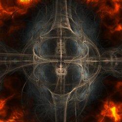Burning Fractal