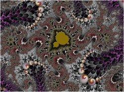 Mandelbrot Carpet