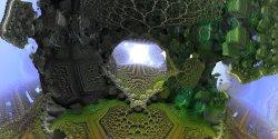 Entrance in Tree