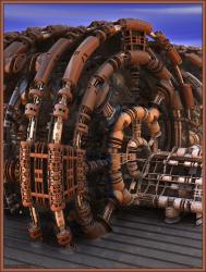 Supraterranean Pipelines IV