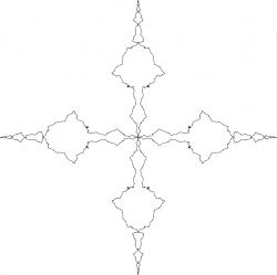 Rolling fractal