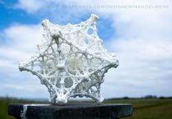 Kaleidoscopic Fractal Virus - The 3D Print