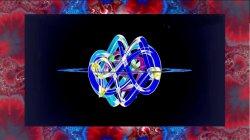 Super Kaleider 4k Techno Fractal Kaleidoscope