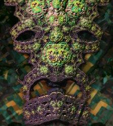Aztechnik death mask