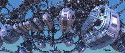Self-organising Neurogenic Structure