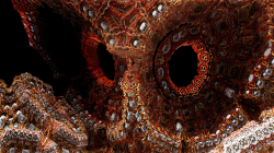 Robot Eyes Dance