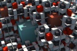 Rubik's First Prototype