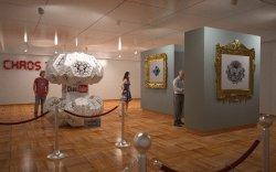 Fractalforums Exhibition Guggenheim Museum New York