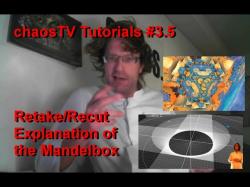 tutorial #3.5 - The Mandelbox/Amazing Box Explained in 3d