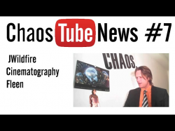 news #7 - JWildfire,Chaos Theory in Cinematography,Fleen