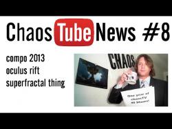 news #8 - annual fractal art compo  2013 - oculus rift - superfractal thing