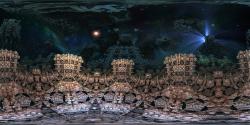 BoxMengerBox Arena - Panorama fractal