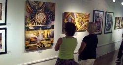 Fractal Art Exhibition 2015 (Video)