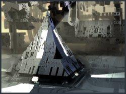 Neoteric Pyramid