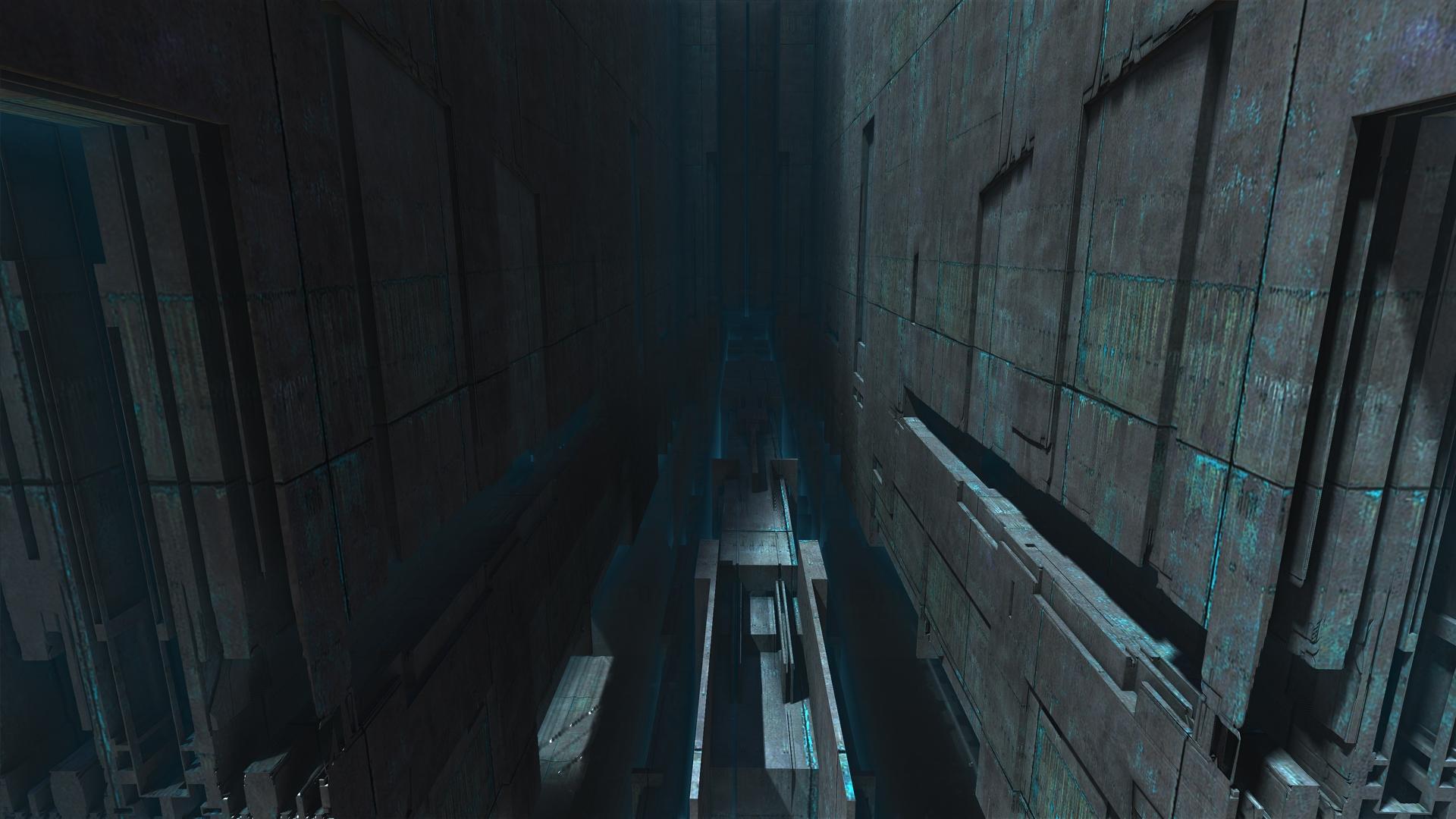 Welcome To Fractal Forums Hl2 Combine Citadel Interior